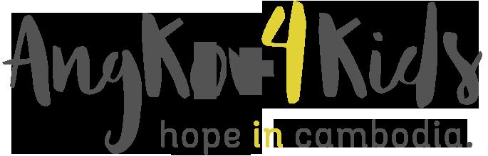 Angkor4Kids Logo
